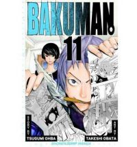 Bakuman  11 (Bakuman) By (author) Tsugumi Ohba, Illustrated by Takeshi Obata