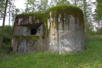 """StM-S 30 - Střílna pro zbraň L1 50°10'15.50"""" v.d., 16°56'23.95"""" s.š. Typ: Izolovaný pěchotní srub oboustranný pravokřídlý Odolnost: II Zbraně: 2xL1 (čelní a kosá palba), 2xN pod betonem a 1xN ve zvonu pro blízkou obranu objektu Datum betonáže: 1. - 6. 8. 1938 Kubatura betonu: 1280 m³ Stavební firma: Ing. Jan Bořkovec, Praha Stavební podúsek: 1/I Staré Město Osádka: 24 muži"""