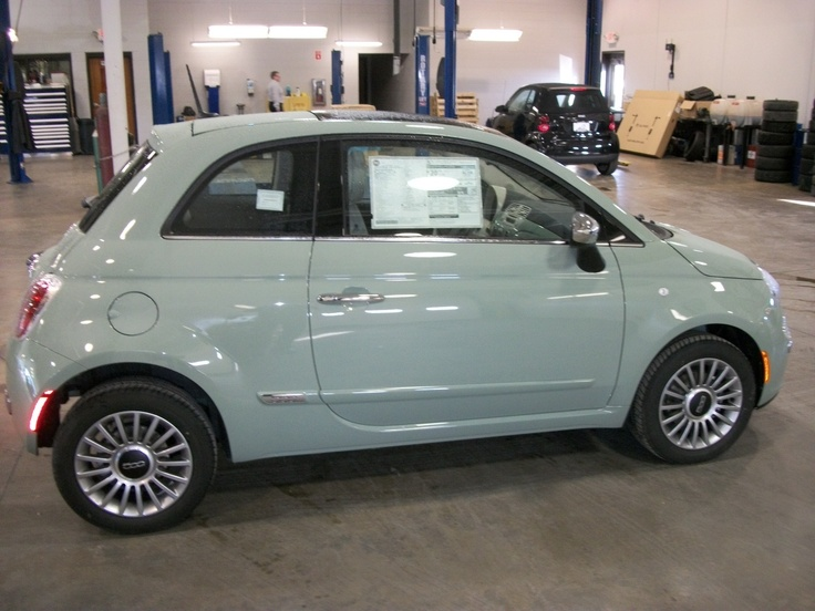 New 2013 FIAT 500 Lounge For Sale in Milwaukee, Wisconsin | F13078