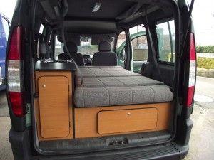 Fiat Doblo Mini Tour Campervan 13 Astro Van Van