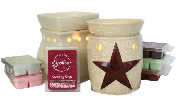Scentsy Burners