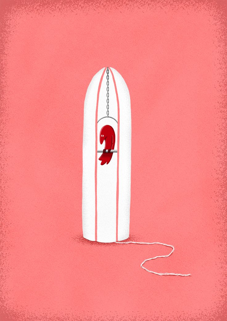 © Sara Gironi Carnevale - Everyday 800 million women have their period. Everyday, for the rest of the world it still be a taboo.