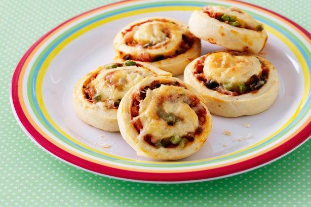Pizza snails main image