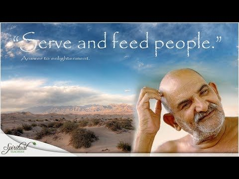 Shri Neem Karoli Baba's - Guide To Enlightenment - His Teachings - YouTube