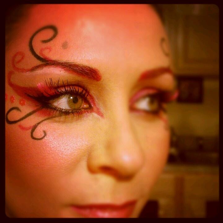 38 best fairy makeup images on Pinterest   Fairy makeup, Halloween ...