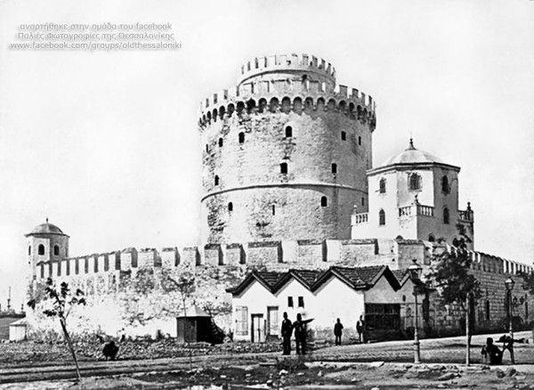 Η ιστορία του εμβληματικού μνημείου της Θεσσαλονίκης