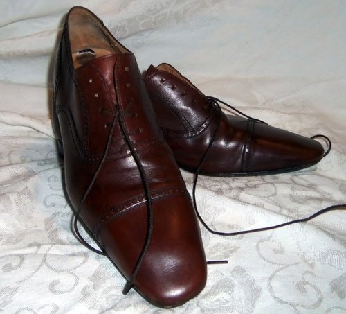 Pair Of Mens Shoes