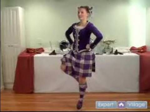 Learn to scottish step dance with dannsa