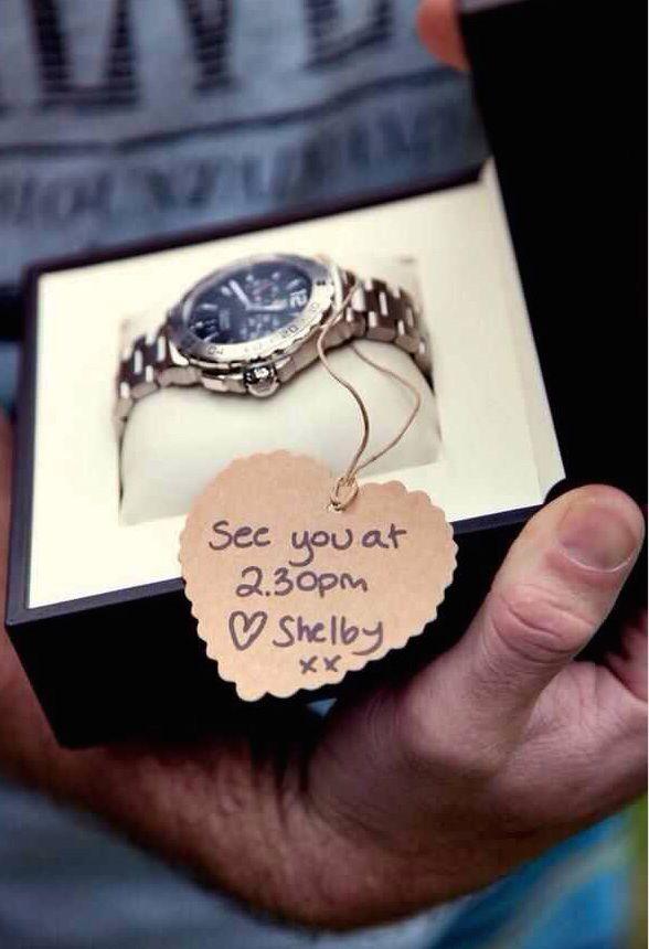 Geschenk für meinen Bräutigam
