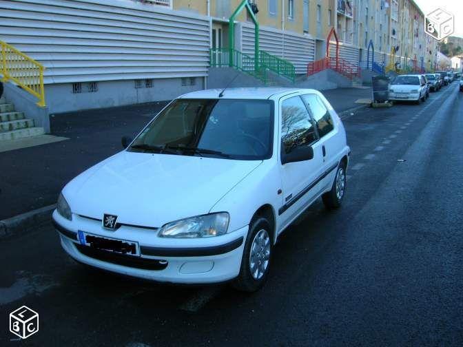 Peugeot 106 color line