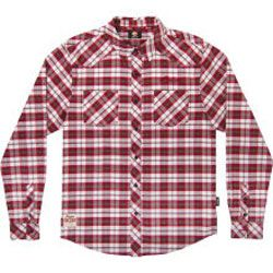 Indian Motorcycle Accessories & Apparel IMC Plaid Shirt