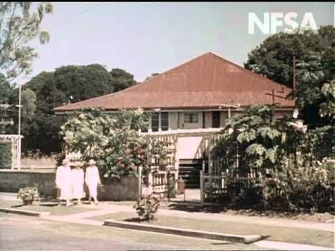 Brisbane City In The Sun . A brilliant piece of history showing how the city used to be. Anyone who knows it now can see the vast difference. Now a thriving city with endless opportunities. Lovely film clip from late 1940's.