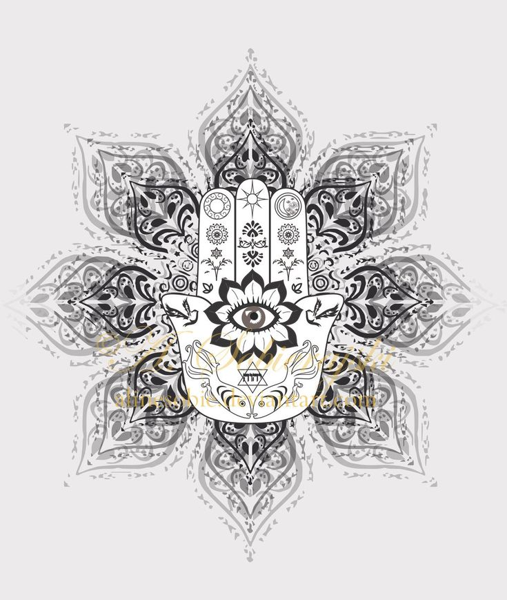 48 Best Images About Hamsa On Pinterest Hamsa Drawing