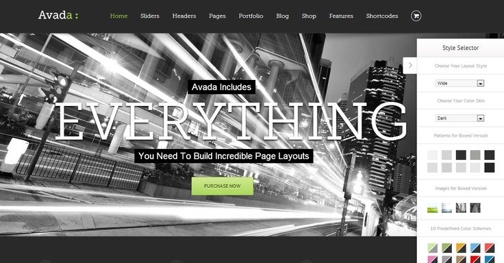 Avada Theme Review: Is Avada the Best Theme ever made?