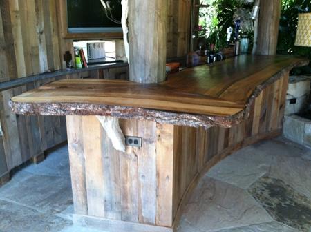 Man Cave Bar Cahuenga : Best outdoor bar images decks woodworking and