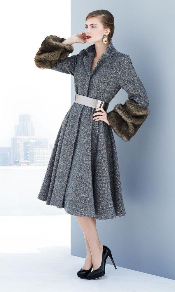 Marks & Spencer Autumn-Winter 2013-2014 lookbook