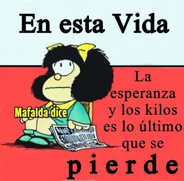 En esta vida... Mafalda