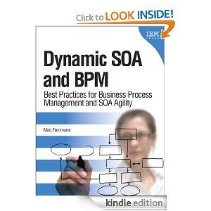 Dynamic SOA and BPM: Best Practices for Business Process Management and SOA Agility Dynamic SOA and BPM: Best Practices for Business Process Management and SOA Agility    http://www.amazon.com/gp/product/B002HMJYCE/ref=as_li_ss_tl?ie=UTF8=1789=390957=B002HMJYCE=as2=onthemonewi0b-20