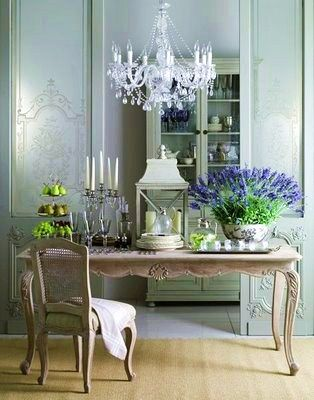 beautiful!Decor, Dining Room, Colors, Interiors, Casual Elegant, French Country, Design, Dining Tables, French Style