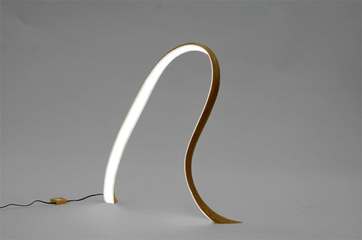 Sculptural Lamp Designs of Great Aesthetic Value by John Procario