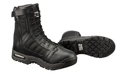 Tactical Footwear 177897: Original Swat 123201 Men S Black Metro Air 9 Side-Zip Leather Boot - Size 9.5 -> BUY IT NOW ONLY: $88.61 on eBay!