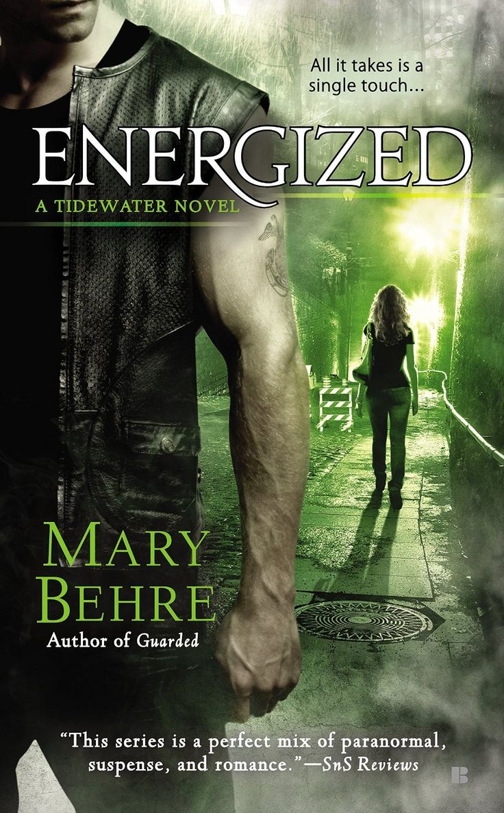 Energized (tidewater Series) By Mary Behre  Berkley (august 4, 2015)