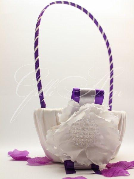 Корзинка для лепестков Gilliann Valencia BAS013 #basketschampagne #basketspetals