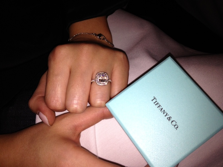 my dream engagement ring would be from tiffany's. this is the soleste.