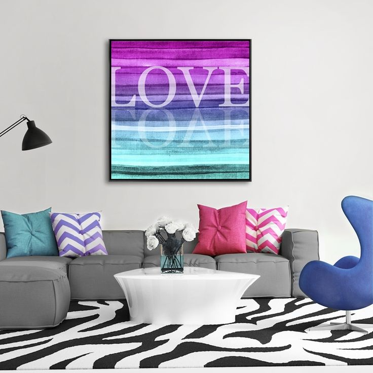 RZEKA MIŁOŚCI MAKE ME CRAZY love,typography,wallart,canvas,canvas print,home decor, wall,framed prints,framed canvas,artwork,art
