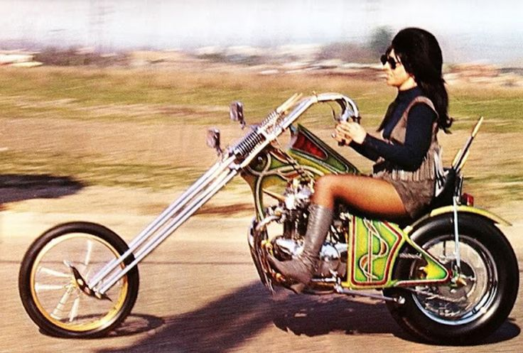 60's 70's Choppers | cool bikes | Pinterest | Classy, Lady ...