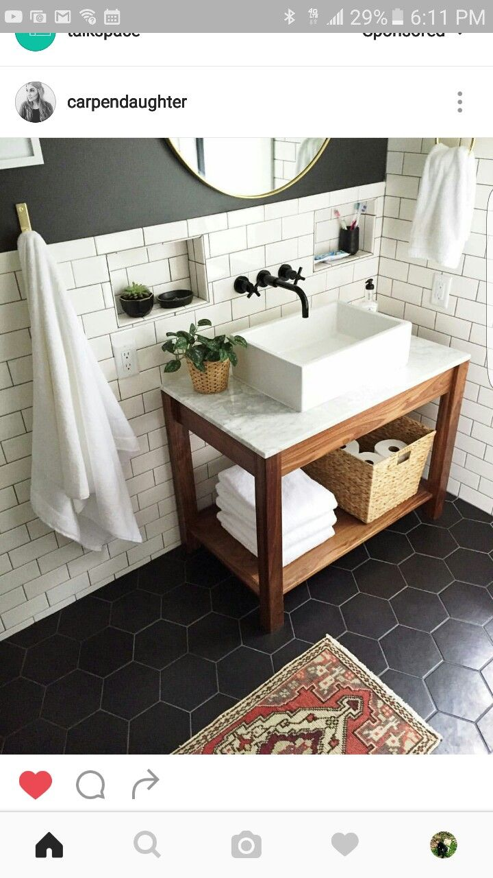 Laying tiles diagonally in a herringbone fashion integrates the tiles - 46 Best Kitchen Tile Ideas Images On Pinterest Herringbone Pattern Tile Ideas And Bathroom Ideas