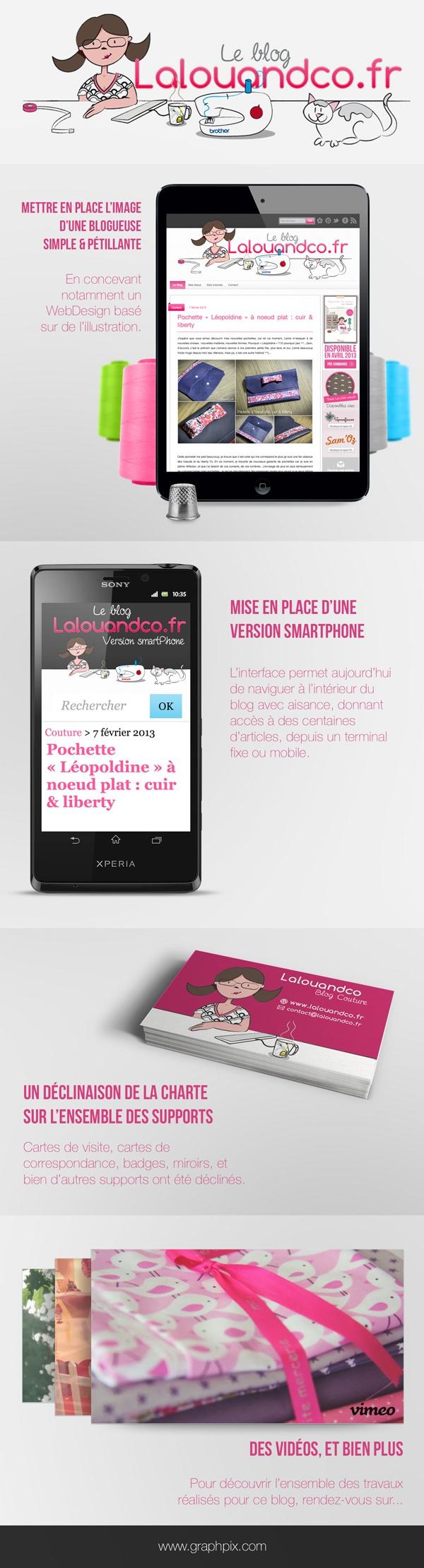 #webdesign #wordpress #developpement #bootstrap #blog #couture