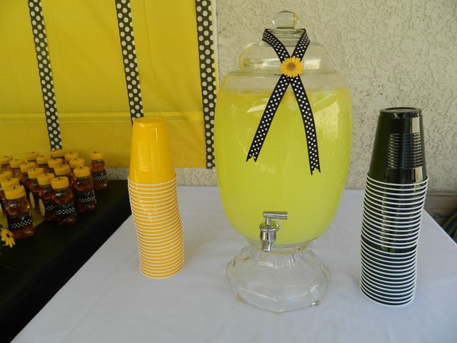 Bee Birthday Party Ideas