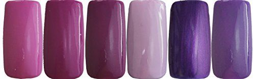 Beauties Factory Purple Love Cheez! Soak-off Color UV Gel Nail Polish * See this great product.