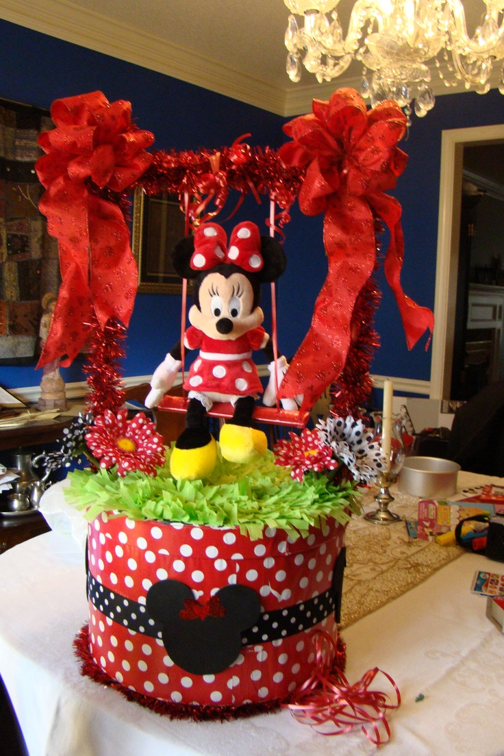 159 Best Images About Minnie Mouse Obsession On Pinterest