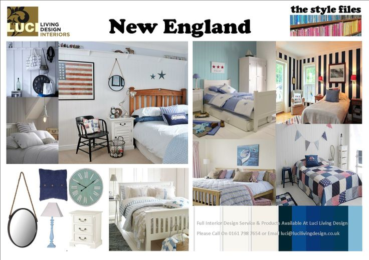 New england style bedroom here are some little ideas for New england style bedroom