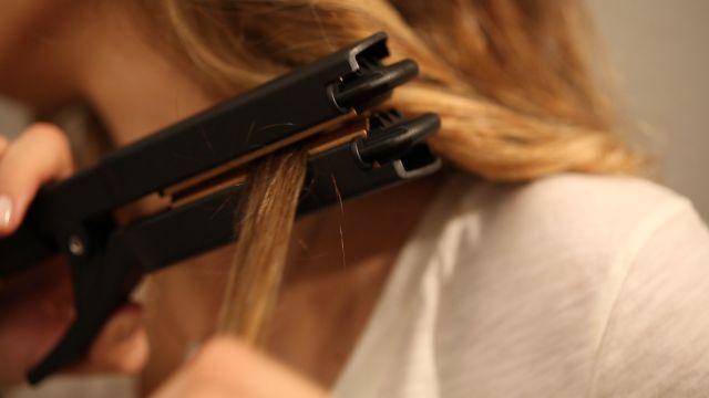 Evde saç düzleştirici nasıl kullanılır