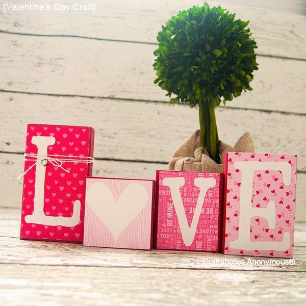 163 best Valentine\'s Day Ideas images on Pinterest   Organized mom ...