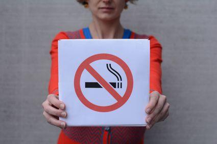 Stop met roken! En andere tips voor een gezonde zwangerschap.