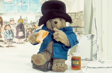 I had a Paddington Bear record I used to play on my Care Bears record player!