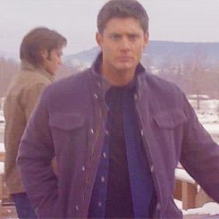 Here. Don't say I never made your day better. :P <3 #SupernaturalCast #S7 #GagReel