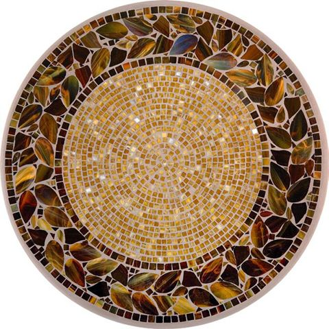 KNF Honey Ivy Mosaic Table  Visit hiltonheadpatiofurniture.com