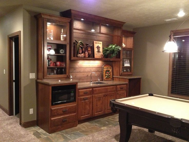 Find This Pin And More On Prairie Heritage   Family Room Bars By Phcf.