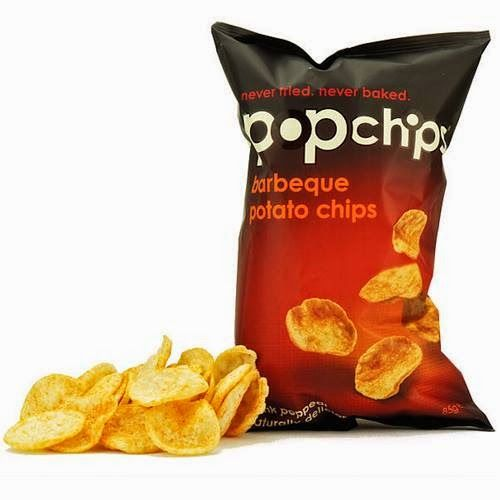 Glimpse: Deliciously Popped Snacks ~ GIVEAWAY!