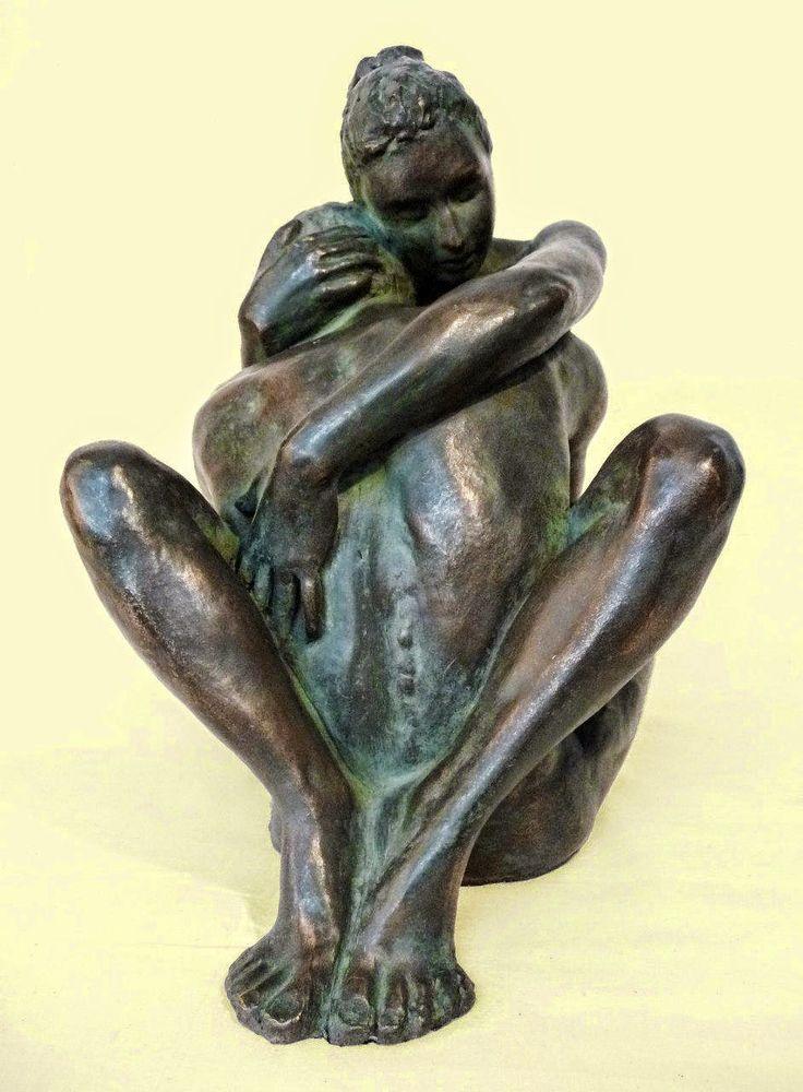 Laila Bell ~ Figurative sculptor   Tutt'Art@   Pittura * Scultura * Poesia * Musica  
