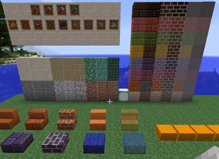 chisel and bits mod 1.7.10