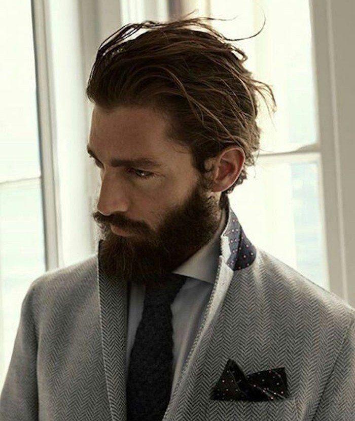 17 meilleures id es propos de coiffure homme tendance. Black Bedroom Furniture Sets. Home Design Ideas