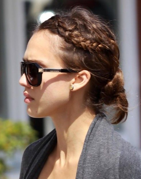 Best 25+ Casual braids ideas on Pinterest | Casual ...