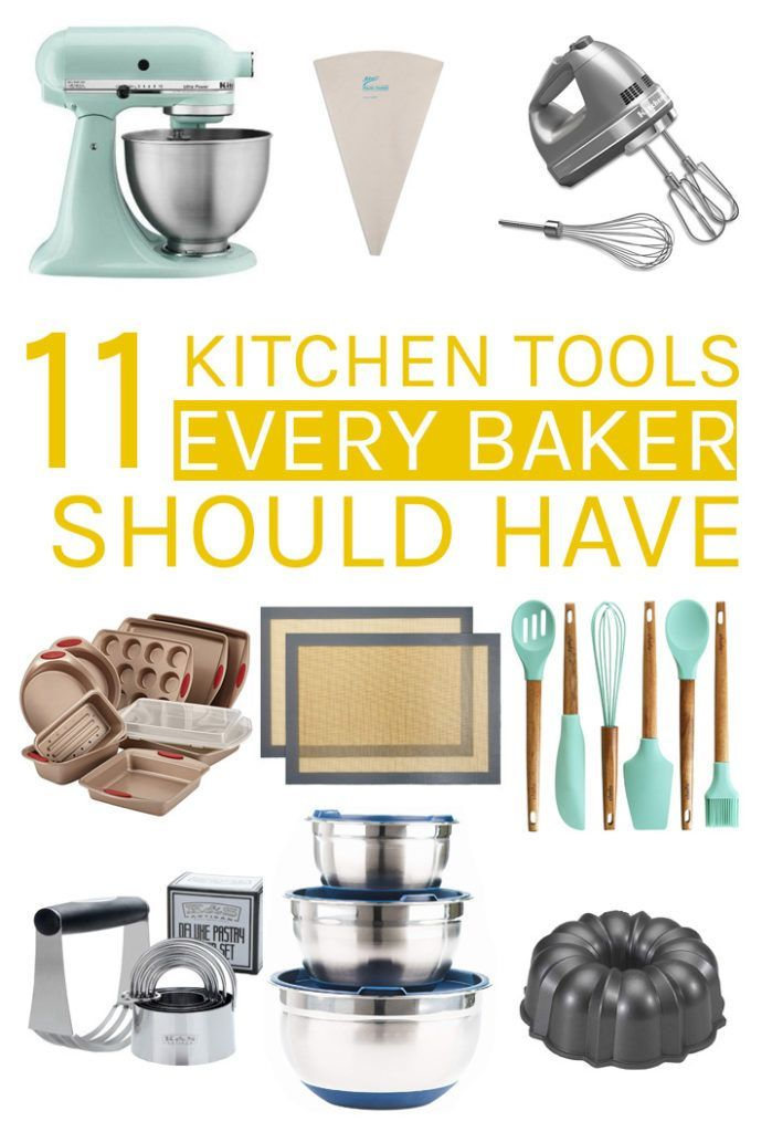 Baking Tools And Equipment Essential Kitchen Tools Baking Tools