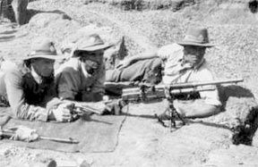The Machinegunners of New Zealand Mounted Rifles